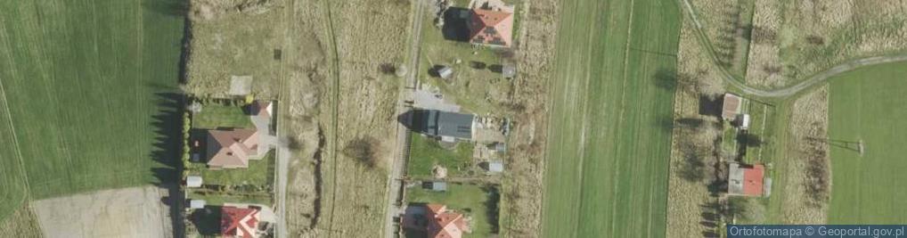 Zdjęcie satelitarne Ułanów ul.
