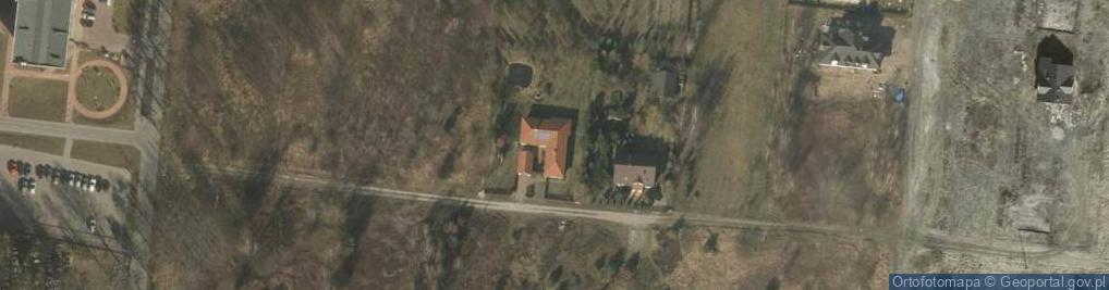 Zdjęcie satelitarne Ulowa ul.