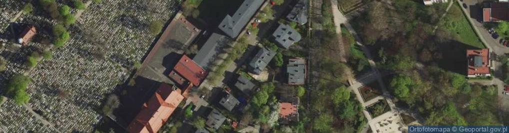 Zdjęcie satelitarne Urbanowicza Ludwika ul.