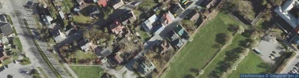 Zdjęcie satelitarne Waśniewskiego Zenona ul.