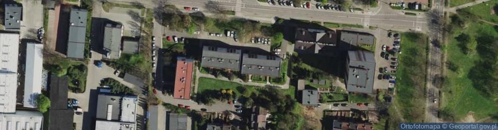 Zdjęcie satelitarne Watoły Marcina ul.