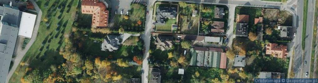 Zdjęcie satelitarne Wagnera Ryszarda ul.