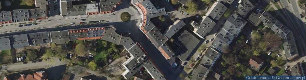Zdjęcie satelitarne Wajdeloty ul.