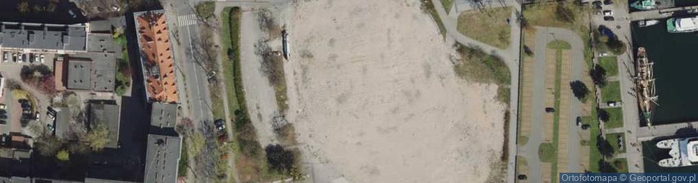 Zdjęcie satelitarne Waszyngtona Jerzego ul.
