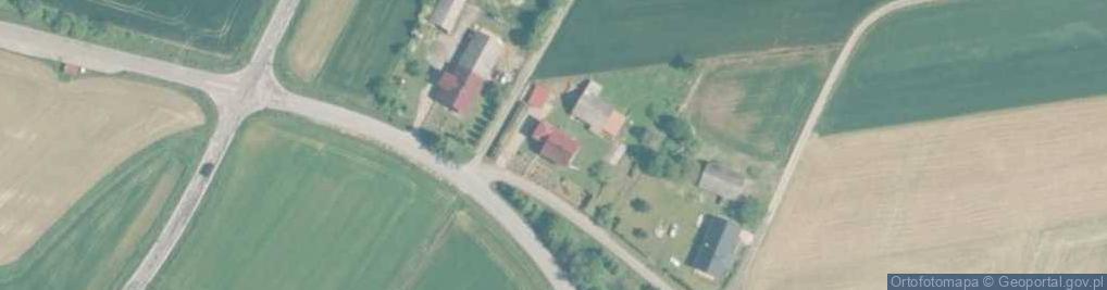 Zdjęcie satelitarne Wadowicka ul.