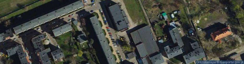 Zdjęcie satelitarne Walentynowicz Anny ul.