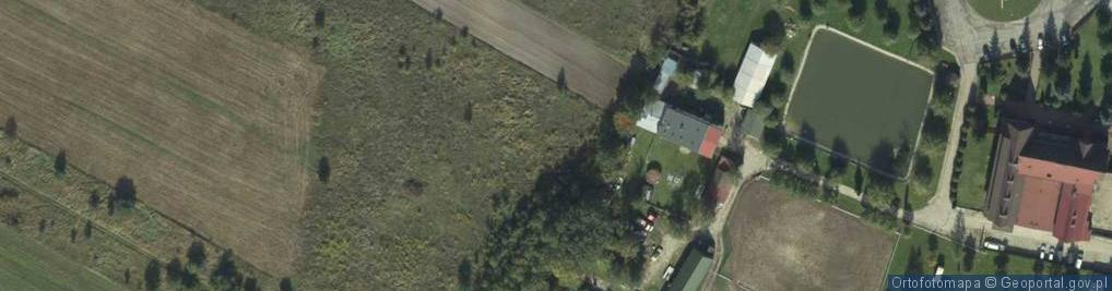 Zdjęcie satelitarne Wallenroda Konrada ul.