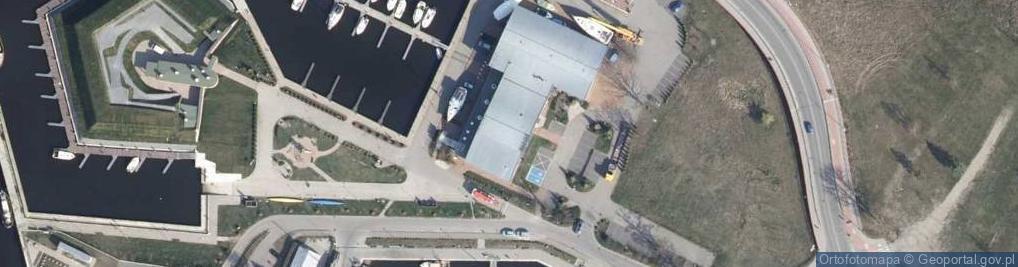 Zdjęcie satelitarne Warzelnicza ul.