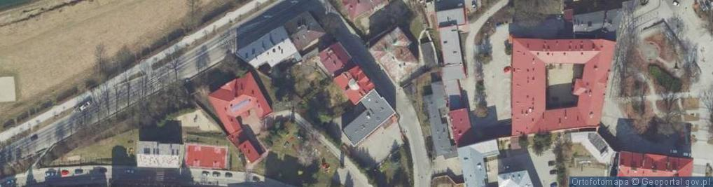 Zdjęcie satelitarne Waygarta Walerego ul.
