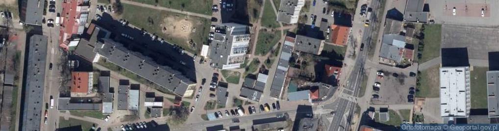 Zdjęcie satelitarne Wawrzyniaka Piotra, ks. ul.