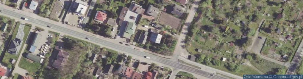 Zdjęcie satelitarne Wacyn ul.