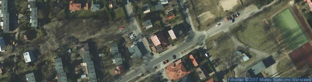 Zdjęcie satelitarne Walcownicza ul.