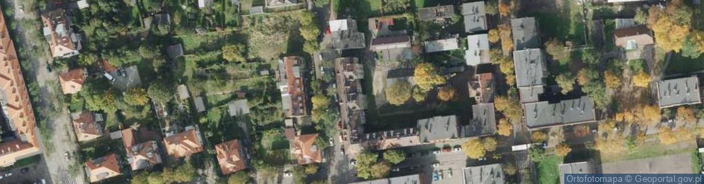 Zdjęcie satelitarne Wallek-Walewskiego Bolesława ul.