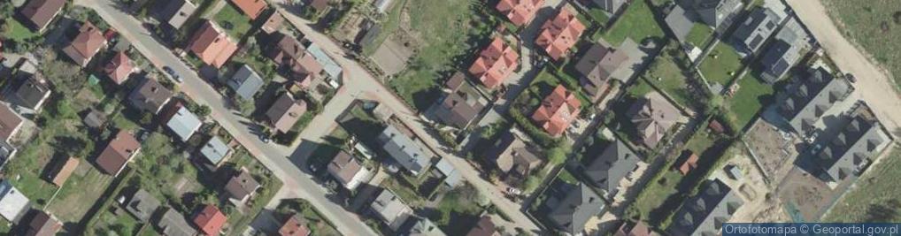 Zdjęcie satelitarne Wenus ul.