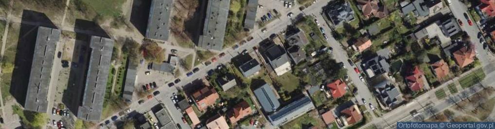 Zdjęcie satelitarne Wejhera Jakuba ul.