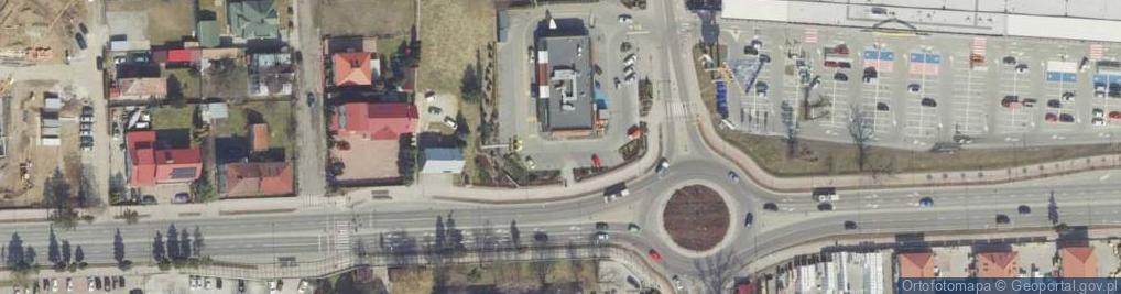 Zdjęcie satelitarne Wernerus-Neumann Heidi ul.
