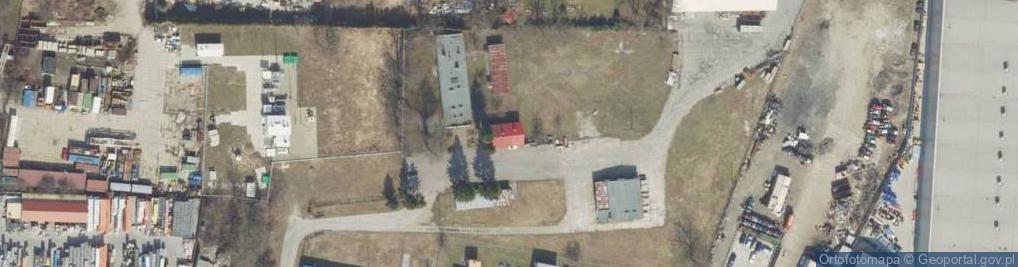 Zdjęcie satelitarne Wernyhory ul.