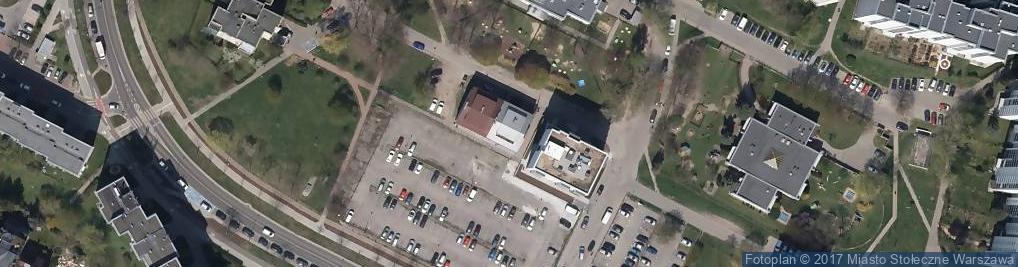 Zdjęcie satelitarne Wejherowska ul.