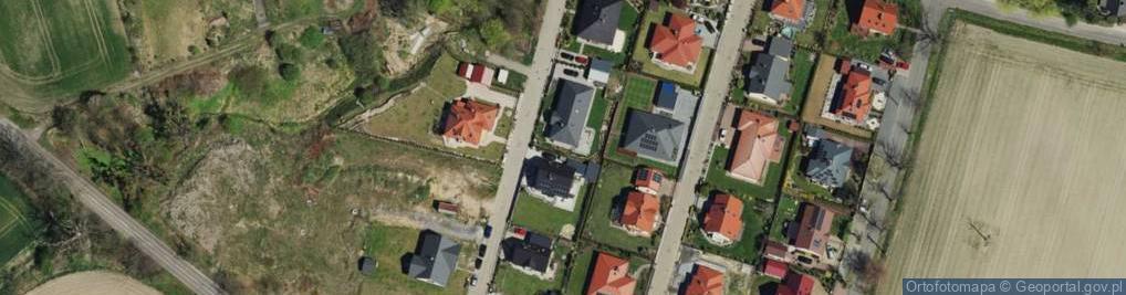 Zdjęcie satelitarne Winklera Waltera ul.
