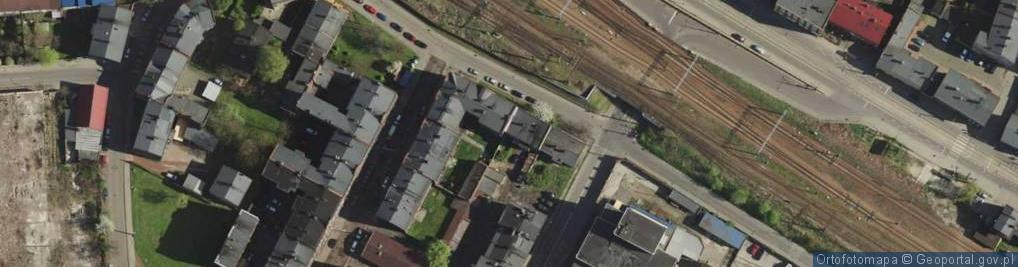 Zdjęcie satelitarne Wieniawskiego Henryka ul.