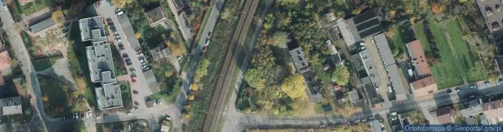 Zdjęcie satelitarne Wilsona Thomasa Woodrowa ul.
