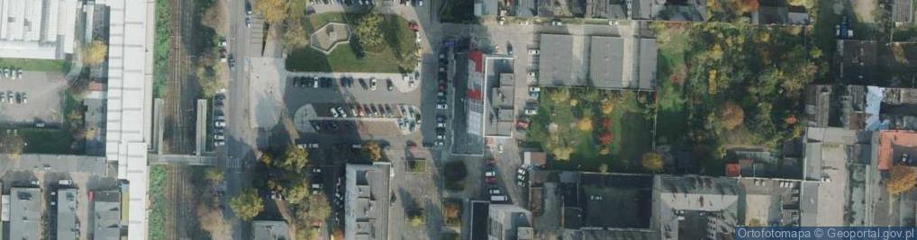 Zdjęcie satelitarne Wilsona Tomasza ul.
