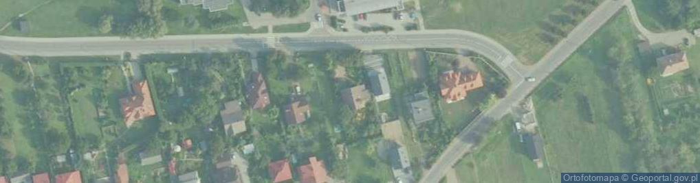 Zdjęcie satelitarne Witosa Wincentego ul.