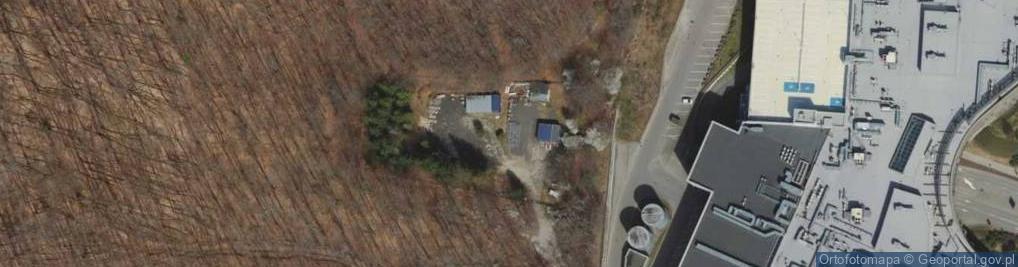 Zdjęcie satelitarne Wileńska ul.