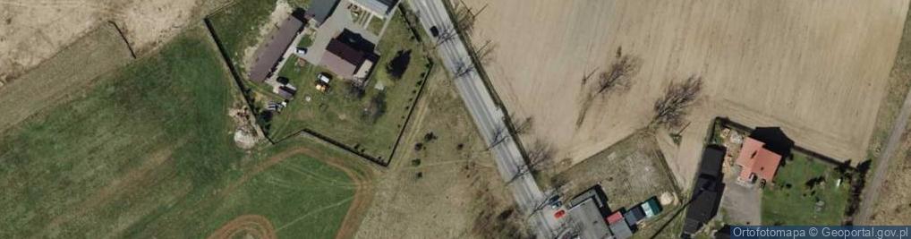 Zdjęcie satelitarne Wiczlińska ul.