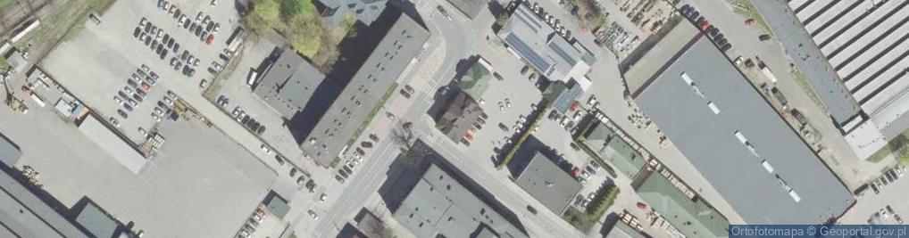 Zdjęcie satelitarne Wielgosza ul.