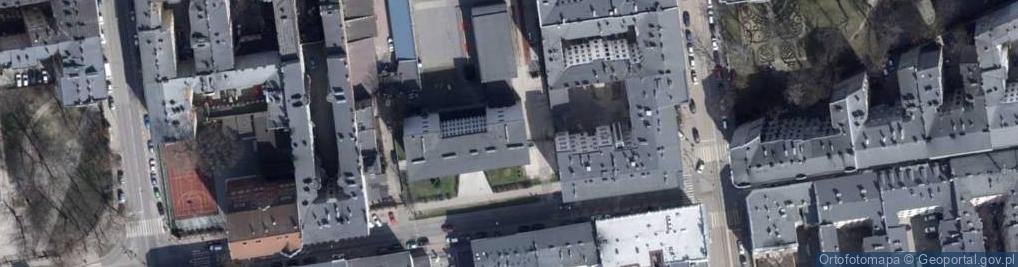 Zdjęcie satelitarne Więckowskiego Stanisława, płk. dr. ul.