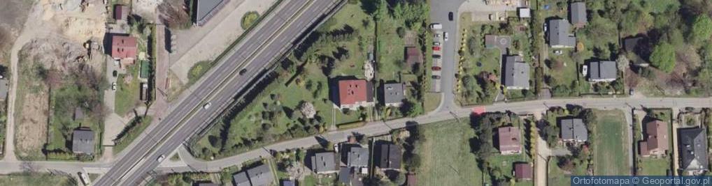 Zdjęcie satelitarne Wieczorka Józefa ul.