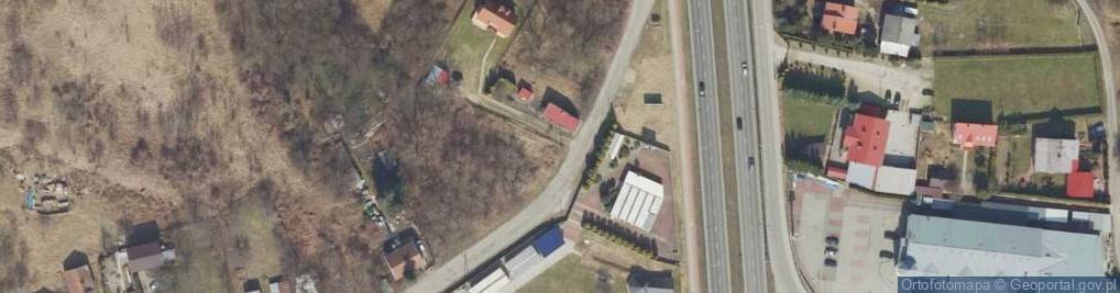 Zdjęcie satelitarne Wilczańska ul.