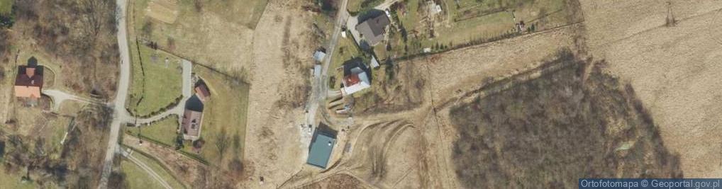 Zdjęcie satelitarne Witoszyńska ul.