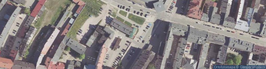 Zdjęcie satelitarne Witolda ul.