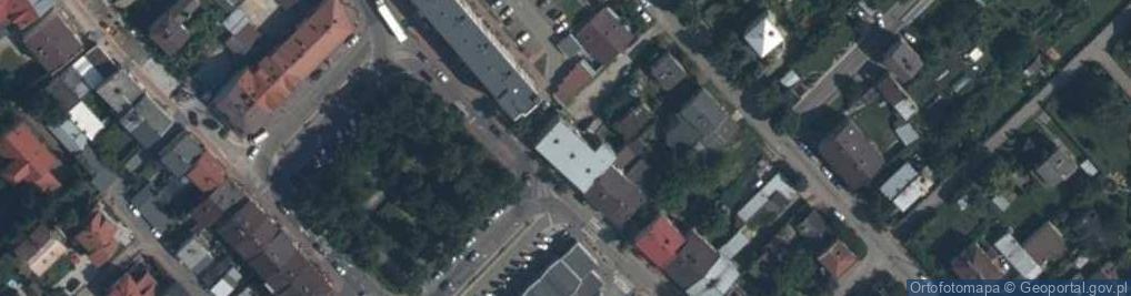 Zdjęcie satelitarne Wilczyńskiego ul.