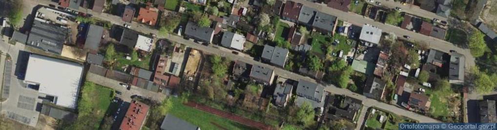 Zdjęcie satelitarne Wielka ul.