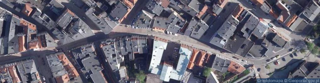 Zdjęcie satelitarne Wielkie Garbary ul.