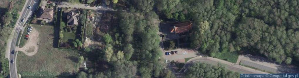 Zdjęcie satelitarne Wieżowa ul.
