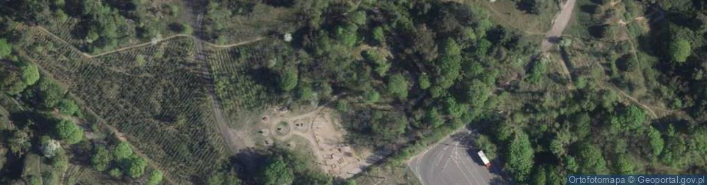 Zdjęcie satelitarne Winna ul.