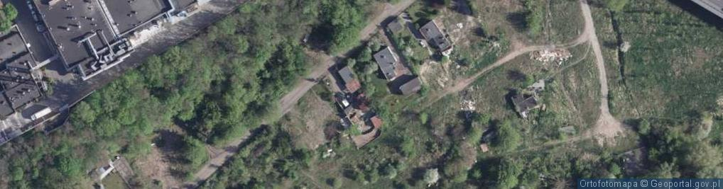 Zdjęcie satelitarne Winnica ul.