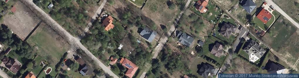 Zdjęcie satelitarne Wierzby ul.