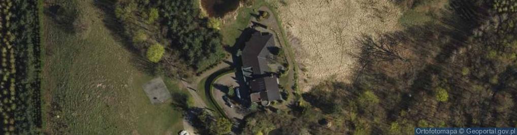 Zdjęcie satelitarne Wielkie Lniska ul.