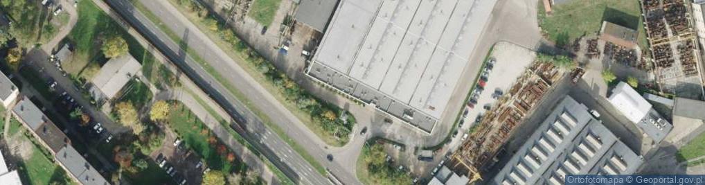 Zdjęcie satelitarne Winklera Wilibalda, prof. ul.