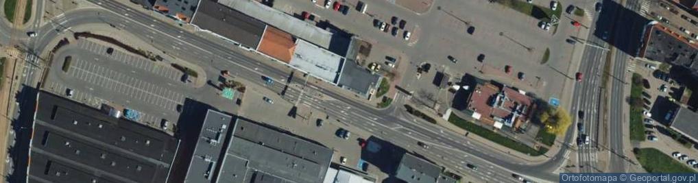 Zdjęcie satelitarne Włodka Józefa ul.
