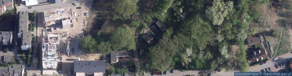 Zdjęcie satelitarne Włocławska ul.
