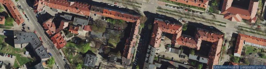 Zdjęcie satelitarne Woźniaka Piotra ul.