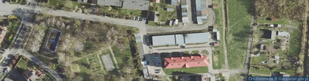 Zdjęcie satelitarne Wołyńska ul.