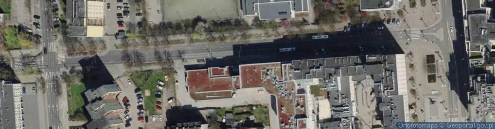 Zdjęcie satelitarne Wójta Radtkego ul.