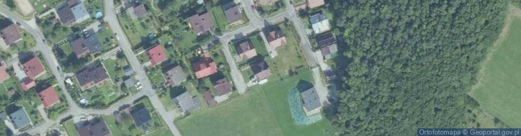 Zdjęcie satelitarne Wójtowicza ul.